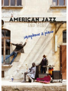 American Jazz and More - Sax & Piano (book/CD