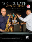 The Articulate Jazz Musician Drums (book/CD play-along)