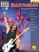 Iron Maiden - Bass Play-Along Volume 57 (book/Audio Online)