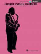 Charlie Parker Omnibook B-Flat Instruments (book/Audio Online)