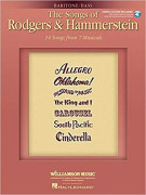 The Songs Of Rodgers And Hammerstein - Bass/Baritone (book/2 CD)