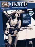 Ultimate Bass Play-Along: Led Zeppelin, Volume 2 (book/2 CD)
