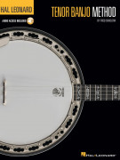 Hal Leonard Tenor Banjo Method (book/Audio Online)