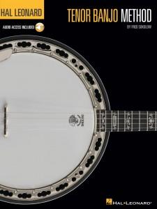 Hal Leonard Tenor Banjo Method (book/Audio Online)