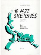 10 Jazz Sketches for Trumpet Trios