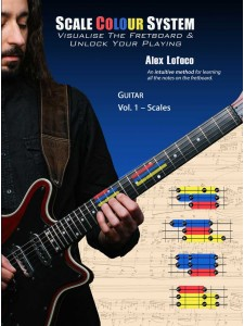 Scale Colour System (Guitar)