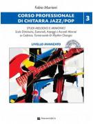 Corso Professionale di Chitarra Jazz/Pop - Vol. 3 (libro/CD)