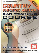 Country Electric Guitar: Ear Training Course (2 Audio CD)