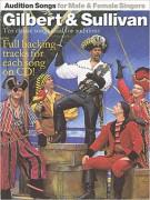 Audition Songs For Male Singers: Gilbert & Sullivan (book/CD)