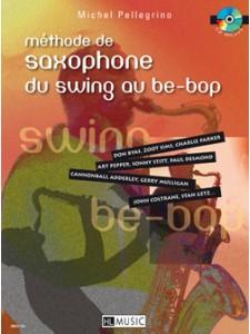 Methode de Saxophone du Swing au Be-bop (book/CD)