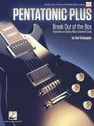 Pentatonic Plus - Break Out of the Box (book/Video Online)
