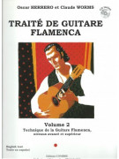 Traité de guitare flamenca Vol.2 (book/CD)