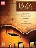 Jazz Favorites for Easy Guitar