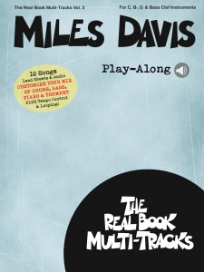 Miles Davis Play-Along (book/Multi-Tracks Online)