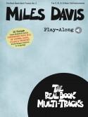 Miles Davis Play-Along (book/Multi-Tracks Online)