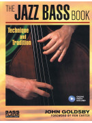 The Jazz Bass Book - Technique & Tradition (book/Audio Online)