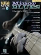 Minor Blues: Guitar Play-Along Volume 135 (book/Audio Online)