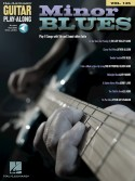 Minor Blues: Guitar Play-Along Volume 135 (book/Audio Online)