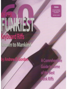 60 Of The Funkiest Keyboard Riffs Known To Mankind (book/CD)