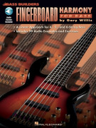 Fingerboard Harmony for Bass (book/CD)