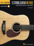 Hal Leonard 12-String Guitar Method (book/Audio Online)