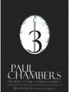 The Music of Paul Chambers volume 3