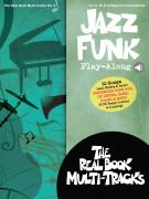Jazz Funk Play-Along (book/Media Online)