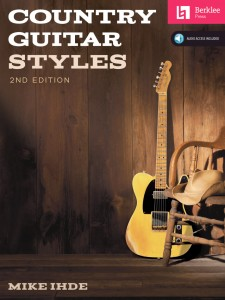 Country Guitar Styles (book/Audio Online)