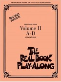 The Real Book Play-Along - Volume 2 A-D (3 CD)
