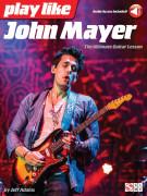 Play like John Mayer (book/Audio Online)