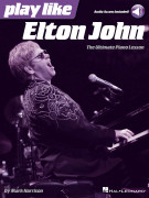 Play like Elton John (book/Audio Online)