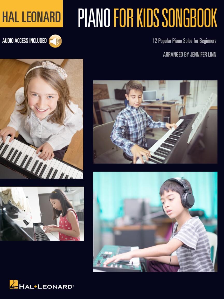 Hal Leonard Piano for Kids Songbook