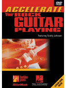 Accelerate Your Rock Guitar Playing (DVD)