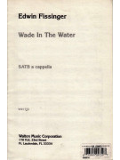 Wade in the Water (choral)