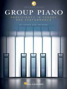 Group Piano (book/Audio Online)