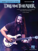 Dream Theater – Signature Licks (book/Audio Online)