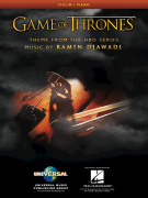 Game of Thrones Theme ( Violin & Piano)