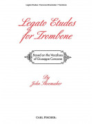 Legato Etudes for Trombone