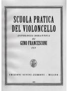 Scuola Pratica Del Violoncello III