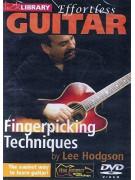 Lick Library Effortless Guitar Fingerpicking