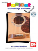 Easiest Country Guitar for Children (book/CD)