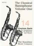 Classical Saxophone Volume One
