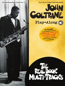 John Coltrane Play-Along (book/ Multi-Tracks Online )