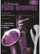 Ultimate Funk Grooves for Sax (book/CD)