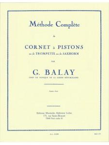 Methode complète de cornet à piston, Vol. 1