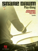 Snare Drum Play-Along (book/CD)