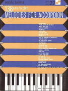 138 melodies for accordion