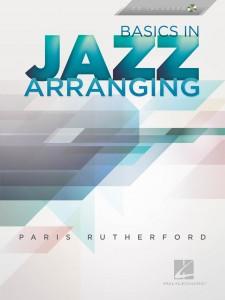 Basics in Jazz Arranging (book/CD)