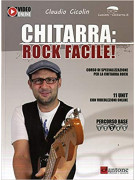 Chitarra: rock facile (libro/Video Online)