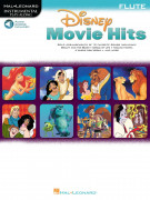 Disney Movie Hits for Flute (book/Audio Online)